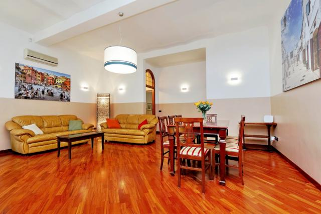 Rome Unique Grand Termini 3 bedroom